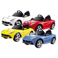 @企鵝寶貝@ Ferrari 法拉利 F12 遙控電動車/ 兒童電動車-正廠授權