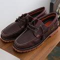 59鞋廊 男款 GECKO STEP 品牌 基本款 雷根鞋 帆船鞋 休閒鞋 情侶鞋 咖啡色