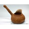 茶壺空間平價分享台灣梅山人2002年桃城手捏壺焙茶餾作品