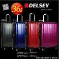 《熊熊先生》36折 Delsey法國大使076 亮面 Helium Aero 行李箱/旅行箱 25吋 O76