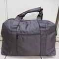 ~雪黛屋~X-TREME小點點可愛旅行袋防水尼龍布材質超大購物袋 大容量 好收納不占空間XT262 咖