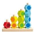 【紫貝殼】『CGC22』德國Hape愛傑卡 小寶寶疊疊樂【店面經營/可預約看貨】