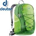 【Deuter】GoGo 25L休閒旅遊後背包 DayPack登山健行包/雙肩包/校園背包/自助旅行★滿額送好禮★80146 綠/淺綠