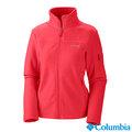 【黎陽戶外用品】Columbia美國 65420 女款彈性刷毛外套(紅) 保暖立領/四向彈性/適合出國旅遊/登山健行/遊學打工