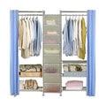 巴塞隆納-W3型60+D+W4型60衣櫥置物櫃