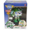 《 POLI 波力 》變形車系列 - LED變形赫利 ╭★ JOYBUS歡樂寶貝