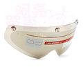 GVR 專業自行車安全帽擋風鏡片,磁吸式固定方便使用,電鍍款兩色《C77-204》