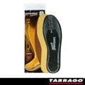 【TARRAGO塔洛革】羊皮鞋墊(全尺寸可自行剪裁)-採用植物鞣革製成羊皮革搭配活性碳乳膠,自己剪裁最準確,各式精緻皮鞋類均適用