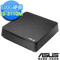 ASUS 華碩 VC60-311570A 黑爵幻士 i3雙核迷你Vivo PC i3-3110M/4G/500G/NON-OS