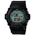 寶儷鐘錶【分期0利率】CASIO G-SHOCK G-LIDE GLS-8900-1DR 黑藍綠 極限運動用錶 耐-20℃ 公司貨 免運費