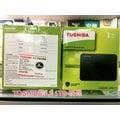 ☆宏華資訊廣場☆TOSHIBA Canvio BASICS 1TB/1000GB USB3.0 2.5吋 外接式硬碟 (霧面黑/白) 贈TOSHIBA 原廠皮套
