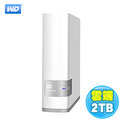 WD My Cloud 2TB 2T 3.5吋雲端儲存硬碟 NAS 網路儲存伺服器