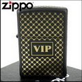 ◆斯摩客商店◆【ZIPPO】美系~VIP-金色編織圖案五面加工打火機NO.28531