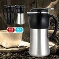 A-B1200 WARM MATE 玉泉雙層高真空不鏽鋼咖啡壺 保溫瓶 保溫杯 茶壺 水壺 休閒壺 1.2L