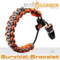 【詮國】Gerber Bear Grylls Survival Bracelet 貝爾系列求生手環 #31-001773N