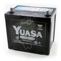 『行動電瓶家』YUASA湯淺〈55D23L完全免加水〉MITSUBISHI三菱 COLT PLUS FORTIS OUTLANDER (2.4) 電瓶適用-汽車電池電瓶