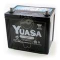 『行動電瓶家』YUASA湯淺〈55D23L完全免加水〉NISSAN裕隆 QR-V ROGUE (2.5) X-TRAIL (2.0/2.5) 電瓶適用-汽車電池電瓶