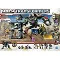 變形金剛 Transformers KRE-O 積木組大力神工程合體組