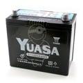 『行動電瓶家』YUASA湯淺〈55B24RS完全免加水〉MITSUBISHI三菱 Freeca Lancer Libero Magic 電瓶適用-台北市內湖電瓶