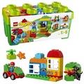 【LEGO樂高】得寶系列/10572 綠色樂趣箱