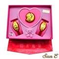 月亮寶貝(0.30錢)彌月金飾禮盒.黃金保值.體面大方.貴重有價值【千億珠寶銀樓】