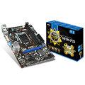 [哈GAME族]●免運費*可刷卡●微星 MSI H81M-P33 主機板 DDR3-1600 LGA1150 U3S6