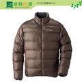 《綠野山房》mont-bell 日本 男款輕量羽絨衣 800FP羽絨外套 montbell超輕保暖鵝絨大衣 LIGHT ALPINE DOWN 1101359-BTUB 棕色 最低價