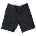 Abercrombie & Fitch 深藍百慕達休閒褲