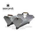 【Snow Peak】日本 公司貨 收納置物箱-25(Shelf Container 25)/萬用收納.裝備.可堆疊.戶外.野營.露營 UG-025G