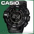 CASIO 手錶專賣店 PROTREK PRG-270-1A 男錶 登山錶 橡膠錶帶 高度 溫度 氣壓 方位