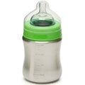 美國Klean kanteen Baby Bottles 不鏽鋼奶瓶(中速奶嘴)267ml K09BABY