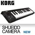 集英堂写真機【全國免運】KORG microKEY 25 USB 鍵盤 控制鍵盤 主控鍵盤 黑白鍵盤 日本進口 / 平行輸入