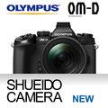 集英堂写真機【全國免運】OLYMPUS OM-D E-M1 OMD EM1 無反光鏡數位單眼相機 + M.ZD 12-40mm F2.8 單鏡組
