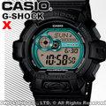 CASIO手錶專賣店 CASIO G-SHOCK GLS-8900-1D 潮流機械風 抗低溫 子男錶 全新品 保固一年 開發票