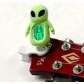 全新 SWIFF調音器~外星人造型夾式調音器/烏克麗麗調音器/吉他調音器