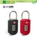 《綠野山房》Pacsafe 澳洲 ProSafe1000 密碼鎖 海關專利防盜鎖 TSA認證 旅行箱安全鎖 黑 PA-PE273BK . 紅 PA-PE273RD 2色可選