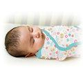 美國Summer Infant SwaddleMe - 純棉 懶人嬰兒包巾/可調式簡易包巾~小號~【陽光花園】㊣原廠授權總代理公司貨