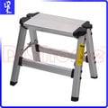 鋁製折疊凳 摺疊椅 階梯椅 登高梯椅 工作椅 樓梯椅 # Y610010