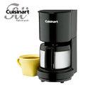 【美膳雅】《Cuisinart》不鏽鋼壺咖啡機《DCC-450BKTW / DCC450BKTW》