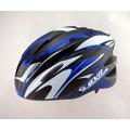 【GVR】17孔通風設計 GVR G103 追風-旋風系列-黑曜藍 內搭抗菌防臭防蟲網軟墊 [G103JUM-R] 自行車安全帽