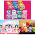 日本風:iwako 日本特色造型橡皮擦 (招財貓、日本娃娃、不倒翁)