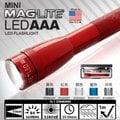 【露營趣】中和 美國 MAG-LITE mini LED 小手電筒 (共五色) 警用 迷你手電筒