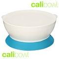 美國 Calibowl 專利防漏防滑幼兒吸盤碗(12oz-單入附蓋)