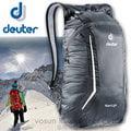 【德國 Deuter】Wizard Light 12L簡易型攻頂背包(僅135g).折疊式背包.登山背包.露營背包.雙肩背包.旅行包 黑 39114