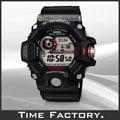 【時間工廠】全新 CASIO G-SHOCK RANGEMAN系列 三感應大表徑電波抗震錶 GW-9400-1