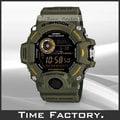 【時間工廠】全新 CASIO G-SHOCK RANGEMAN系列 三感應大表徑電波抗震錶 GW-9400-3