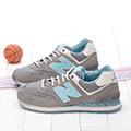 童鞋城堡-NewBalance男款經典574運動休閒鞋NBML574CSB