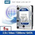 WD WD10EZEX 1TB 3.5吋 內接式硬碟 64M快取 7200轉 藍標 SATA3 1TB【超頻電腦】