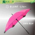 《綠野山房》紐西蘭 BLUNT 保蘭特 100% 完全抗UV傘 Lite+ 中直傘 -抗強風 戶外風暴雨傘 遮陽傘 艷桃紅(中) BLT-L02-PK