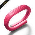 【先創公司貨 贈運動臂套】Jawbone UP24 健康管理 無線連接 智慧 手環 粉紅色 支援 iPhone / Android UP 24
